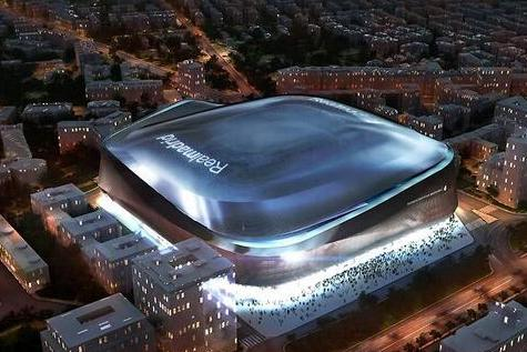 Real Madrid Release First Pictures of Proposed £330m Revamped Bernabeu Stadium