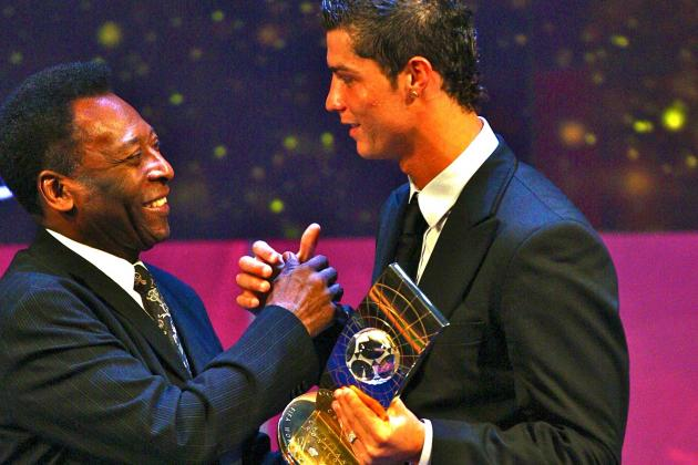 Cristiano Ronaldo Is Now Better Than Lionel Messi, Claims Pele