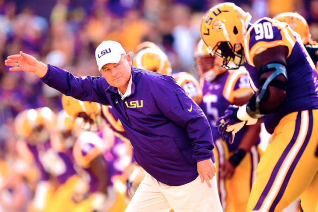 SEC Football Could Be in for a Huge 2014 National Signing Day