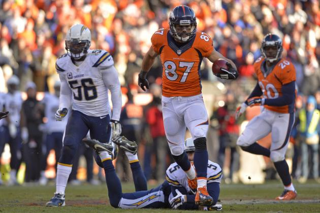 Seahawks vs. Broncos: Eric Decker Is a Super Bowl Wild Card