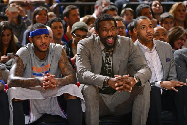 New York Knicks' Amar'e Stoudemire Has Purchased a Farm