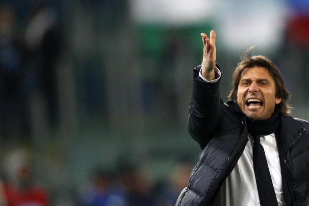 How Antonio Conte Can Help Juventus Rebound in the Champions League Next Year