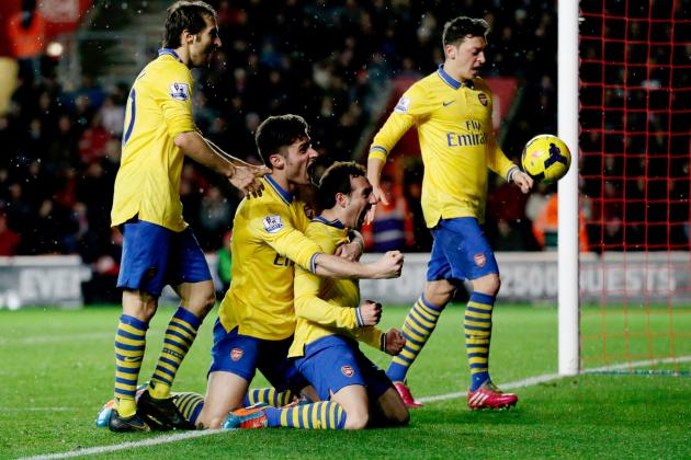 Arsenal vs. Crystal Palace: Date, Time, Live Stream, TV Info and Preview