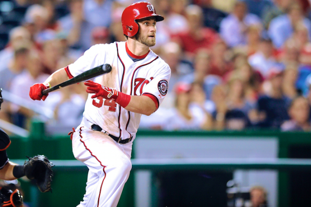 Bryce Harper's Path to Breakout MVP-Caliber Season in 2014