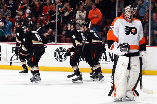 Flyers Continue to Get Hurt by Shorthanded Goals