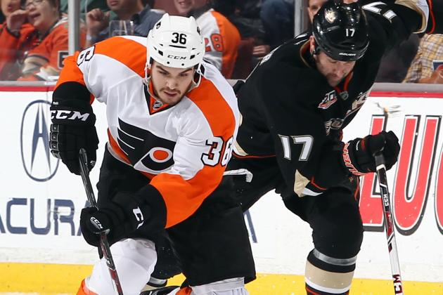 Flyers Notes: Rinaldo Returns to the Lineup
