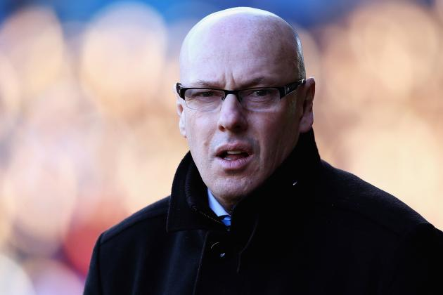 Brian McDermott Discusses Status as Leeds United's Manager