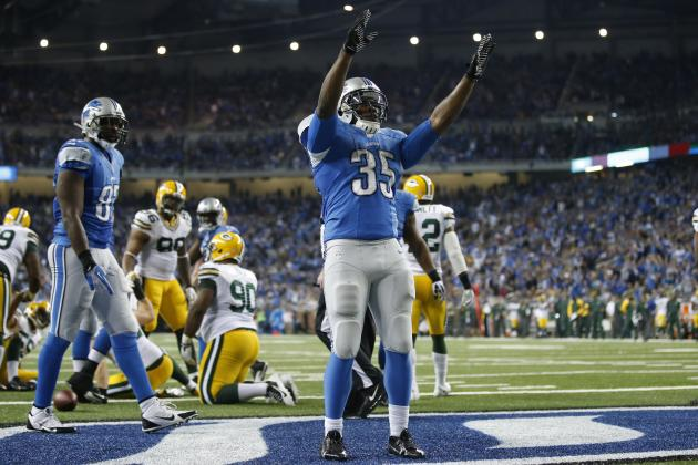 Locking Up Joique Bell Should Be a Priority for Detroit Lions