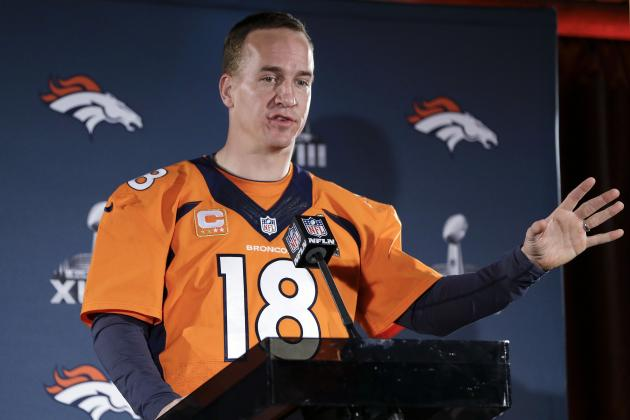 Peyton Manning 'Ducks' Comment by Richard Sherman Blown out of Proportion