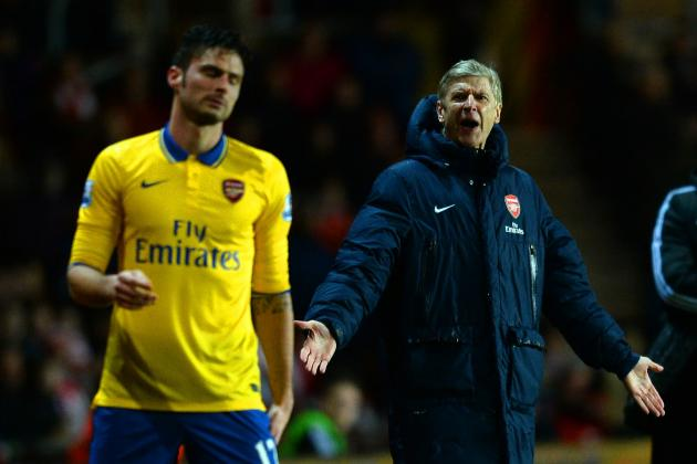 Why Arsenal Will Regret Not Signing a Striker in the January Transfer Window
