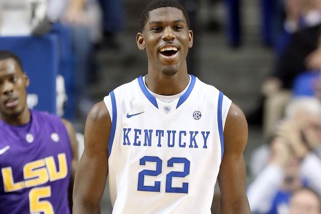 Alex Poythress Called a Players-Only Meeting After the LSU Loss