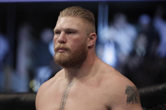 Video: Dana White Says Brock Lesnar Wants to Do Both MMA and WWE