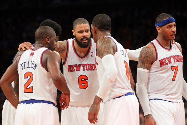 NY Knicks Dangerously Close to Perpetual Mediocrity