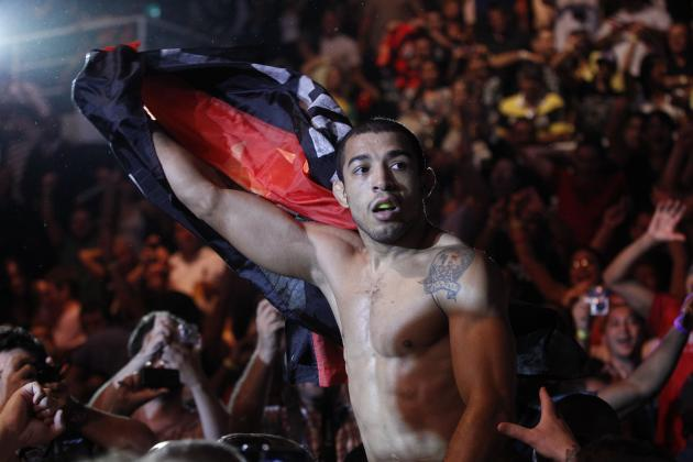 UFC 169 Weigh-in Results: Jose Aldo vs. Ricardo Lamas