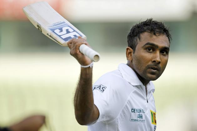 Mahela Jayawardene: World Cricket's Batsman of the Month, January 2014