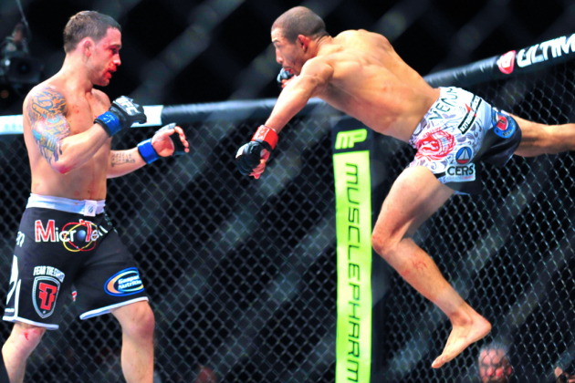 UFC 169: For Jose Aldo, Is Being the Best Featherweight on Earth Good Enough?