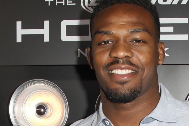 Jon Jones Discusses Heavyweight Move, Potential Superfight vs. Chris Weidman