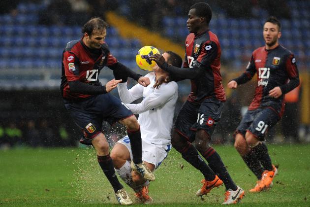 Genoa vs. Sampdoria: Date, Time, Live Stream, TV Info and Preview