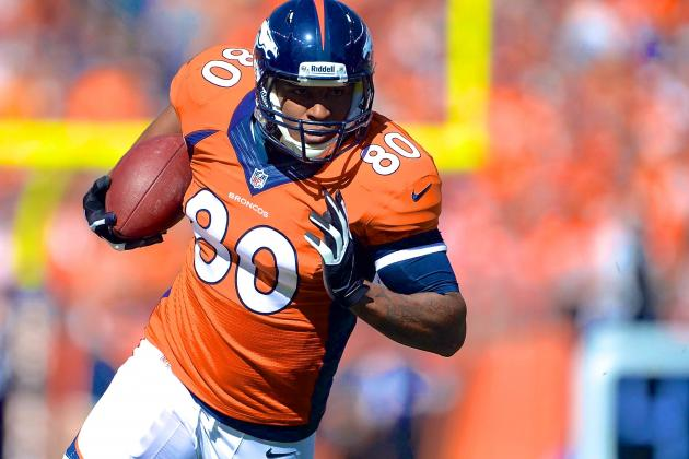 How Julius Thomas Went from Unadapted to Uncoverable for the Denver Broncos