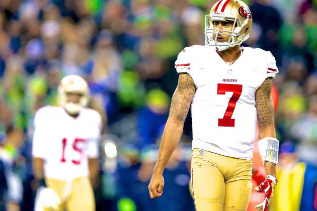 What Should We Expect from Erratic Colin Kaepernick in 2014?