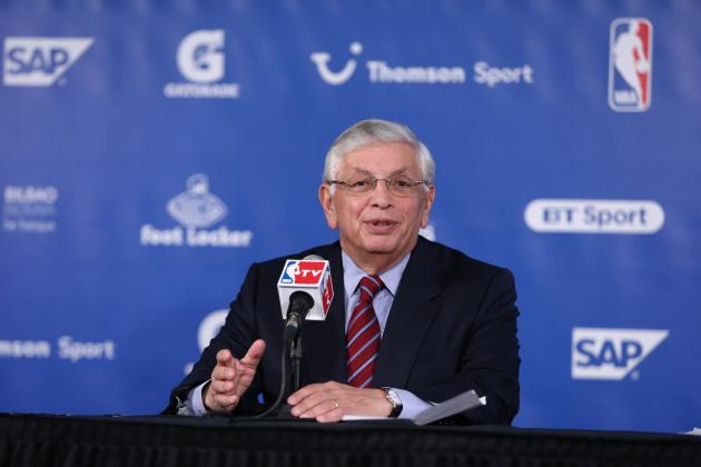 ESPN SportsNation Map Shows Where David Stern Earned A and F Grades in Tenure