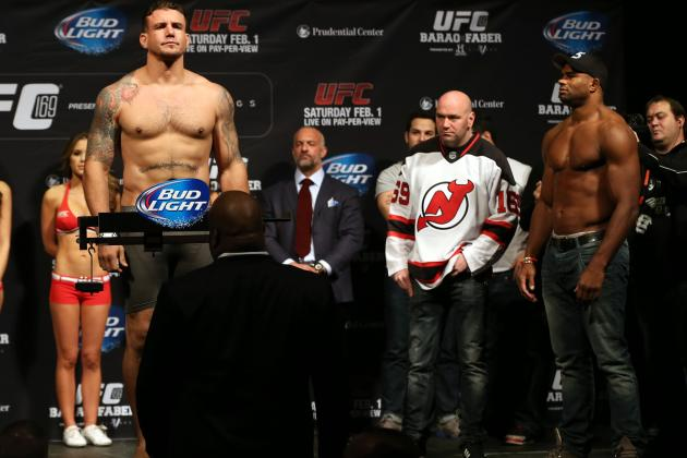 UFC 169 Fight Card: Why the Hurry to Cut Frank Mir or Alistair Overeem?