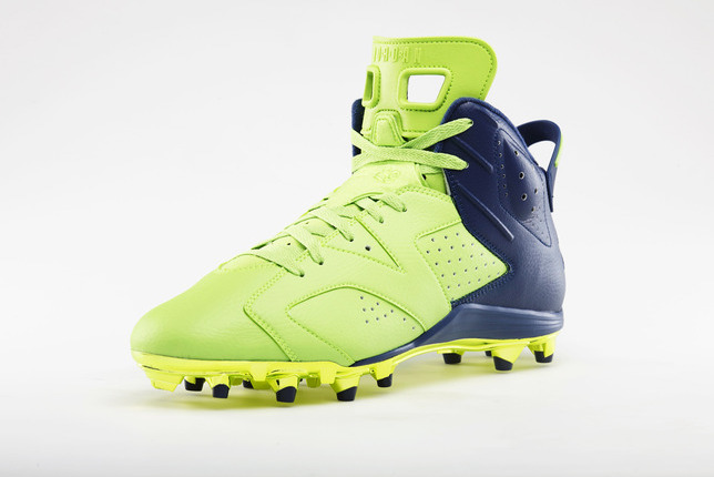 Nike Releases Super Bowl XLVIII Cleats for Earl Thomas