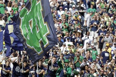 Notre Dame Football Offense Gets a Meaningful Makeover