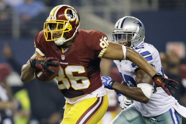 Why Jordan Reed Is Critical to the Redskins' Success in 2014