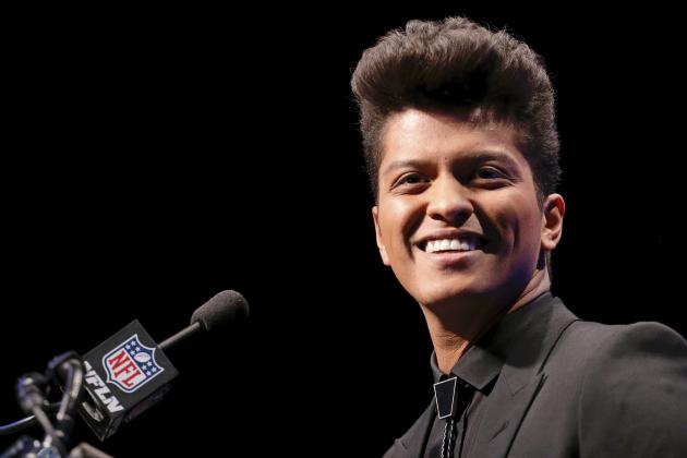 Super Bowl Halftime Show 2014: Bruno Mars and Other Viewing Options on Sunday