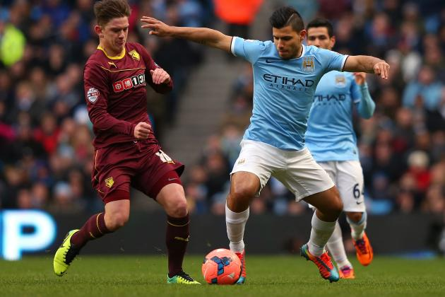 Manchester City Must Thrive Without Sergio Aguero Once Again
