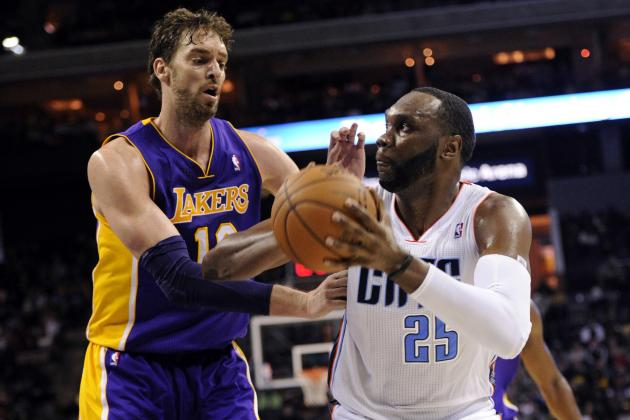 Charlotte Bobcats vs. Los Angeles Lakers: Live Score and Analysis