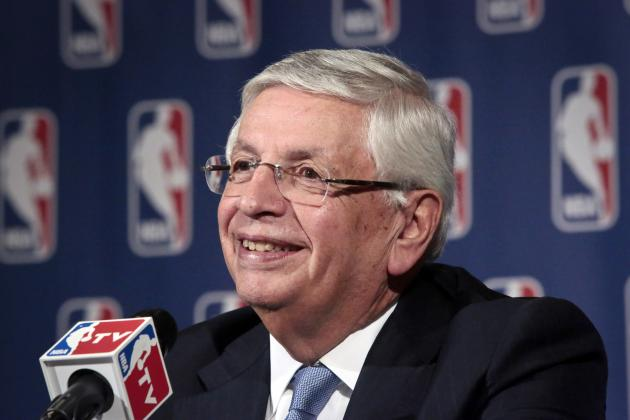 David Stern Reportedly Won't Attend All-Star Game