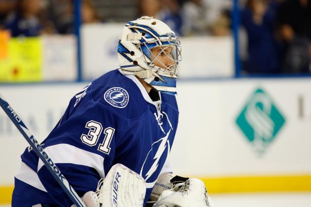 Lightning Recall 2 Goalies in Wake of Injuries