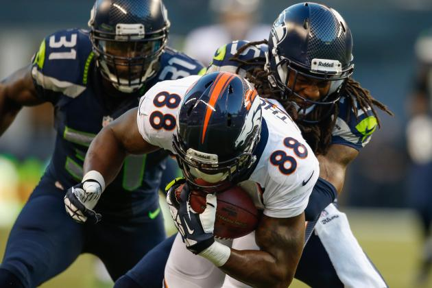 Super Bowl Predictions 2014: Picking Winners of Key Positional Matchups