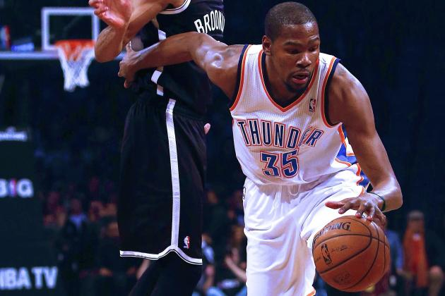 Oklahoma City Thunder vs. Brooklyn Nets: Live Score and Analysis
