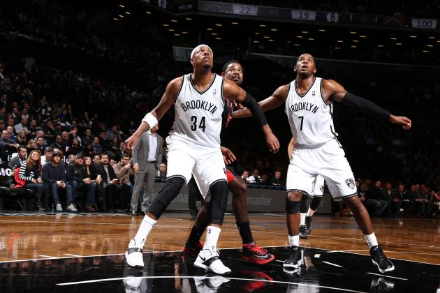 Brooklyn Nets Set NBA Record for Fewest Rebounds in a Game