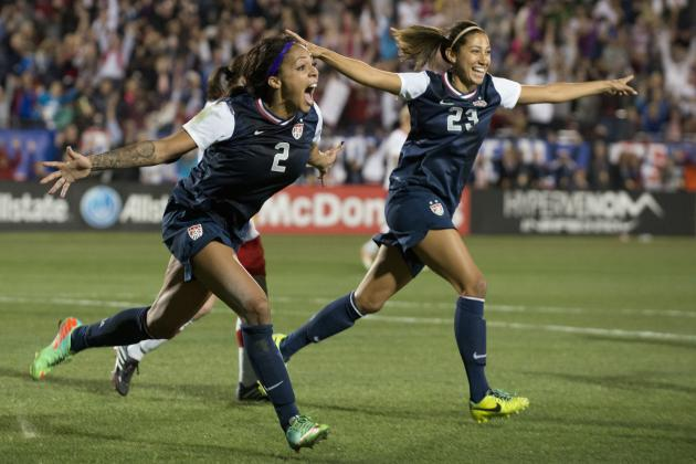 USA vs. Canada Women's Soccer: Score, Grades and Post-Match Reaction