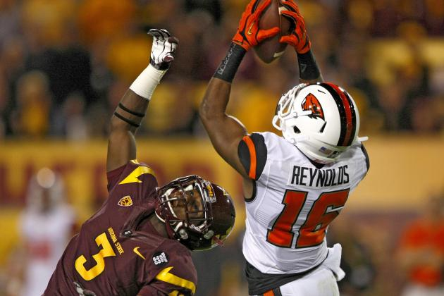 Rashaad Reynolds NFL Draft 2014: Highlights, Scouting Report and More