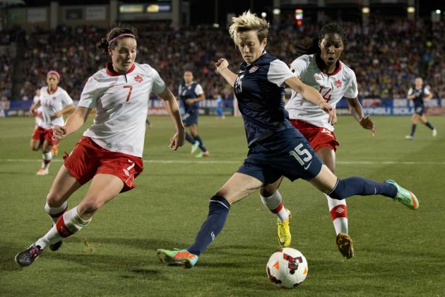 Sydney Leroux Does It Again as US Women Grind out 1-0 Win over Canada