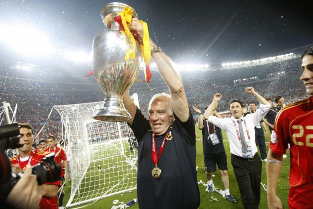 Luis Aragones, Spain's Euro 2008-Winning Coach, Dies Aged 75