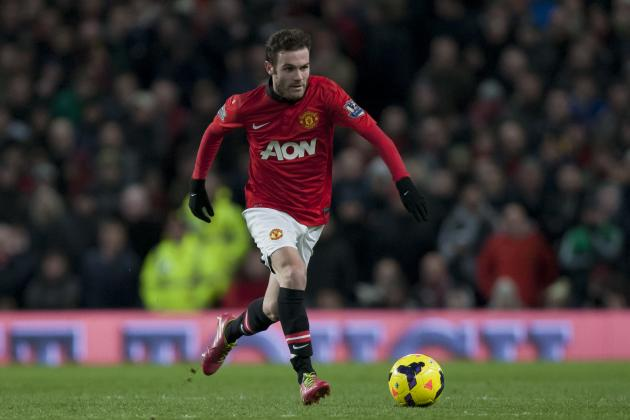 Manchester United Transfer News: Juan Mata Signing Saves Red Devils' Season