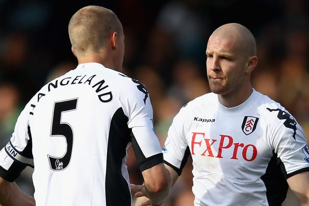 Valencia Sign Philippe Senderos from Fulham, Tweet Pic of His Teammate