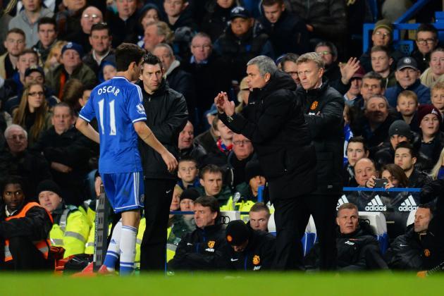 Chelsea Transfer News: Jose Mourinho Shows Faith in Oscar with Juan Mata Sale