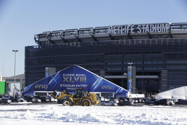 Super Bowl Weather 2014: Latest Weekend Forecast for Seahawks vs. Broncos
