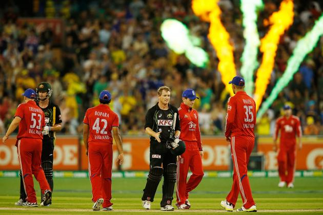 Australia vs. England, 3rd T20: Date, Time, Live Stream, TV Info and Preview