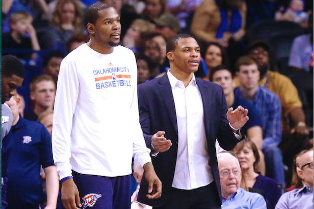 Will Russell Westbrook Finally Embrace Sidekick Role Next to Kevin Durant?
