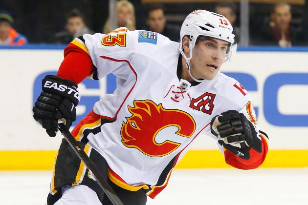 Cammalleri Focuses on Saturday Return