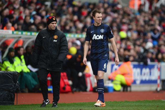 Jonny Evans Injury: Updates on Manchester United Star's Status and Return