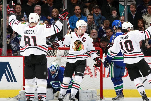 Chicago Blackhawks: Road Trip Hinges on 3 California Clashes